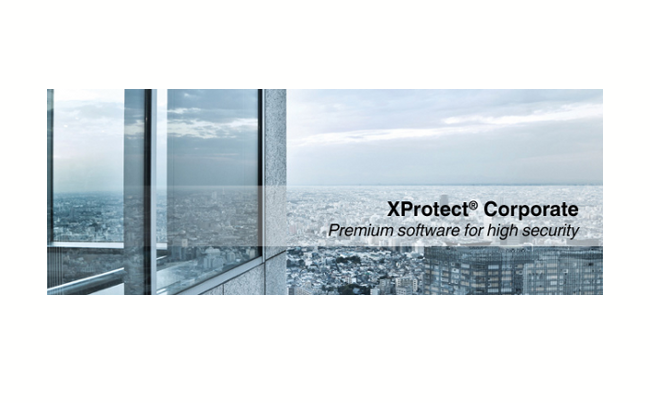 XProtect Corporate